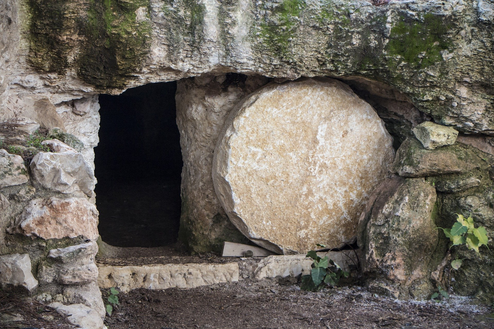 Velikonoce v obýváku – Velikonoční vigilie