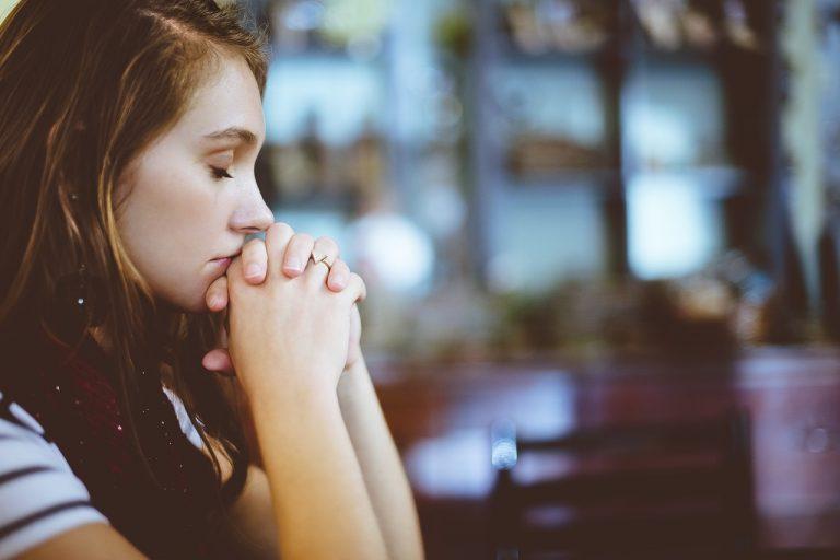 Společná modlitba přímluv