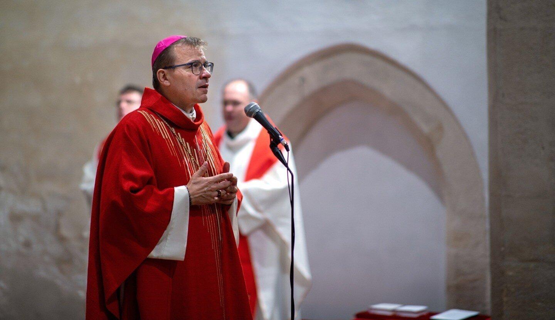Dopis biskupa Tomáše k aktuální situaci