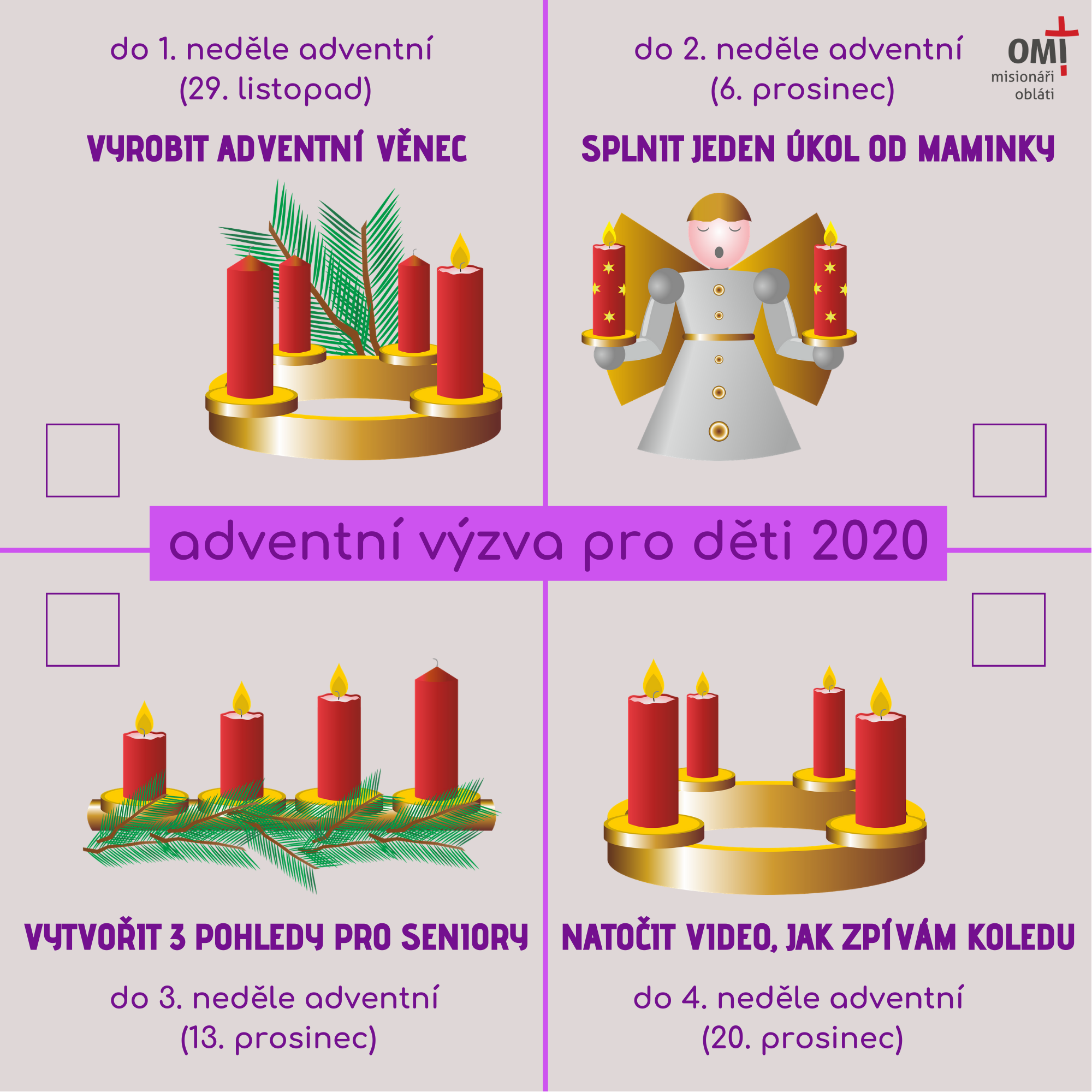 You are currently viewing Advent pro děti