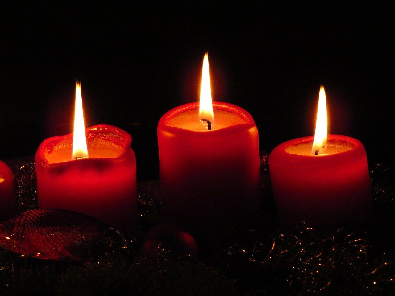 Advent v obýváku – 3. neděle adventní